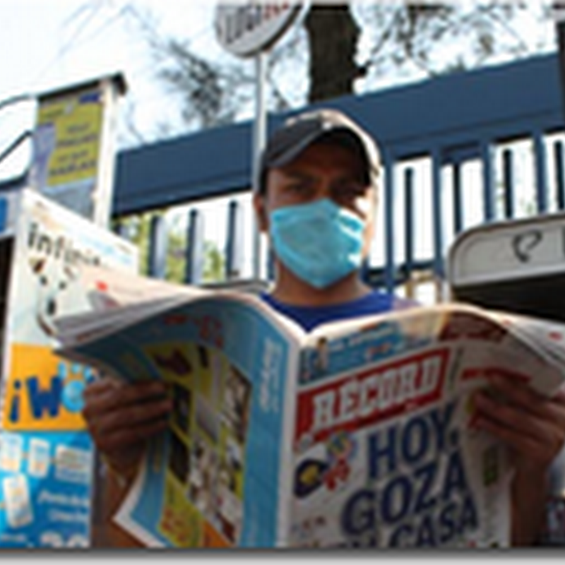Dr. Sanjay Gupta in Mexico – Masks are Everywhere