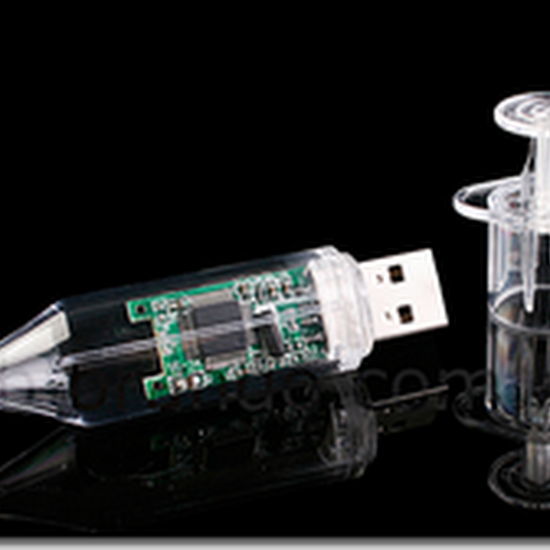 USB Flash Drive for Healthcare – The Syringe Drive