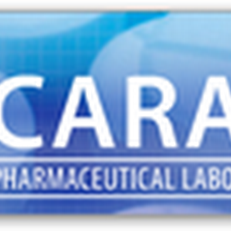 U.S. Marshals Seize Generic Drug Products Manufactured by Caraco Pharmaceutical Laboratories Ltd.