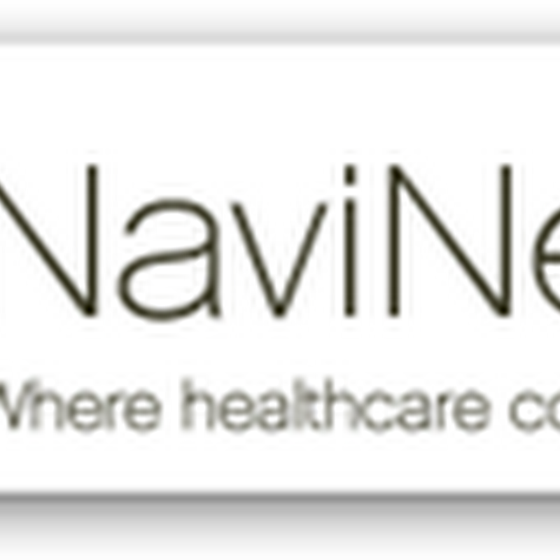 NaviNet HealthCare Communication Network – Transactional Portal Information Exchange
