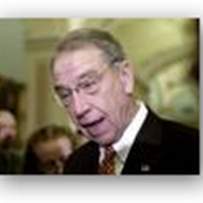 Chuck Grassley's Questions for Health IT – He Should Use Social Networks As Most of His Answers Can Be Found There
