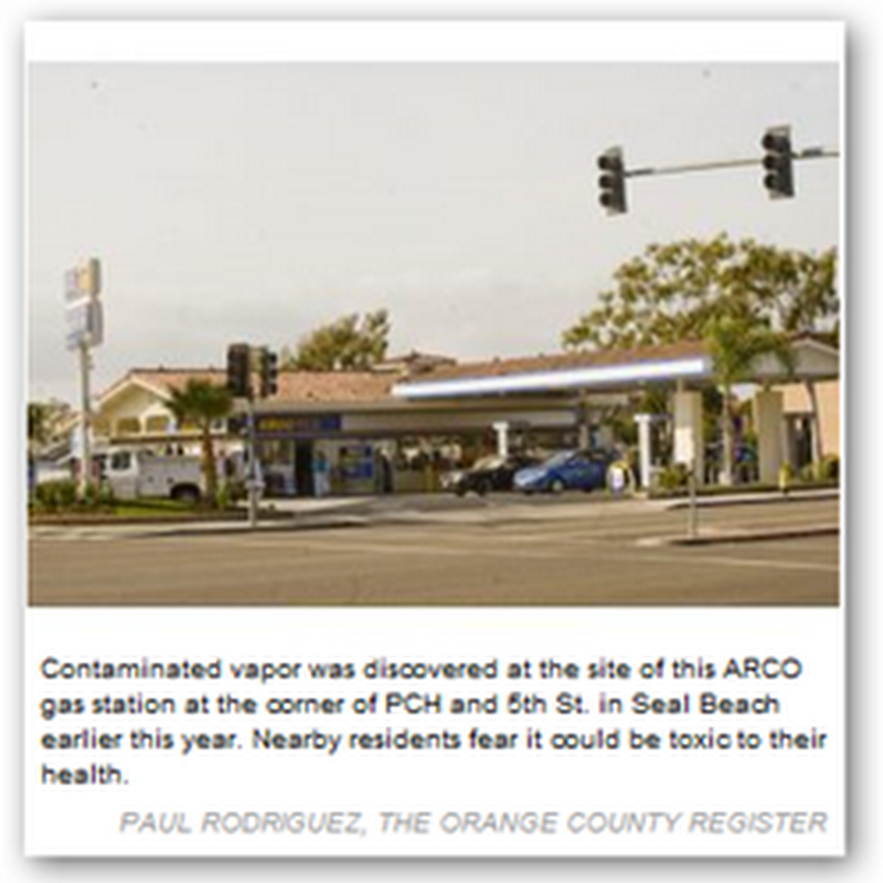 Is Arco Gas Leak In Seal Beach Linked to Cancer – Prime Real Estate in Southern California