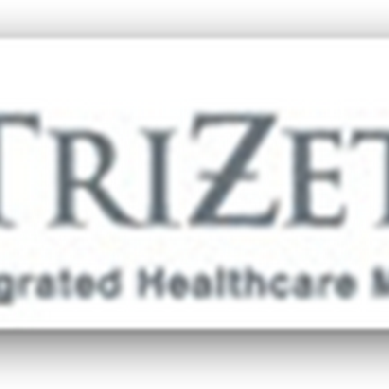 Trizetto Group (Wholly Owned Subsidiary of Apax Partners London Based Private Equity Firm) Says Their Study Indicates the US Healthcare System is Ready to Adopt Value Based Insurance Designs – Marketing At Its Best