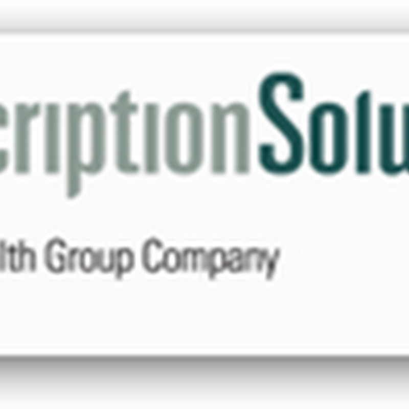 Prescription Solutions Launches Clinical Vantage(SM) – Algorithmic Software Web Client Settings For Risk Management and Cost Control