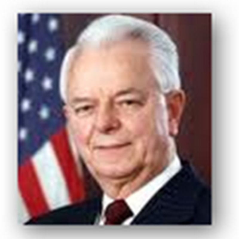 Robert Byrd Senator From West Virginia Passes Away at 92 – Served Longer Than Any Other Member of Congress