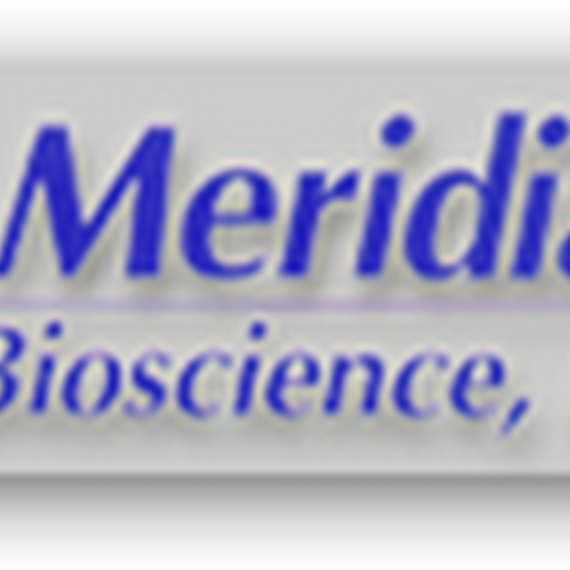 FDA Approves Test for C. Difficile Meridian Bioscience – Results in an Hour
