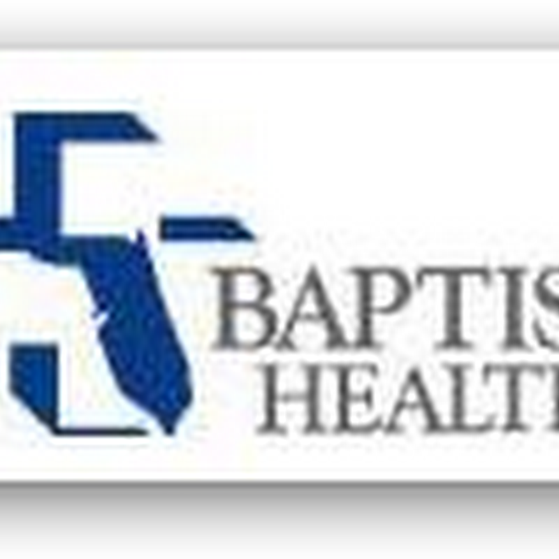 5 Baptist Health Hospitals Dropping Humana in Florida Effective January 1, 2011