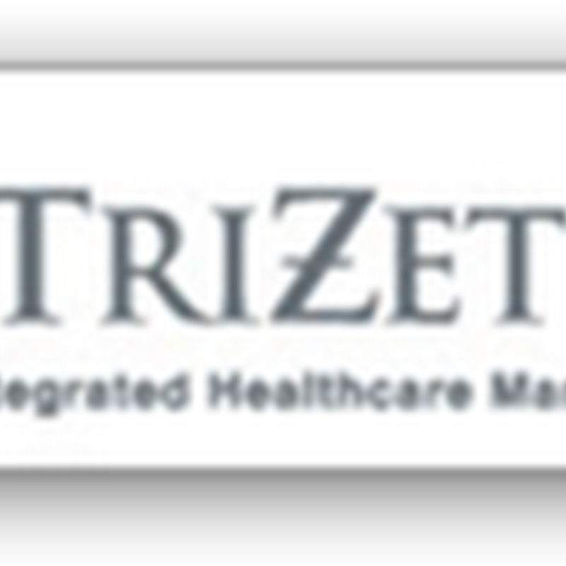 TriZetto Buys Gateway EDI Medical Claim and Payment Company-More Medical Financial Algorithms Adding Power to the Payers