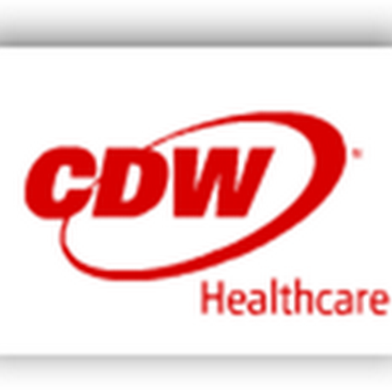 CDW Healthcare Survey Shows Consumers Trust and Believe Their Doctors But are Skeptical About The Use of Electronic Records Primarily Due to Security Concerns