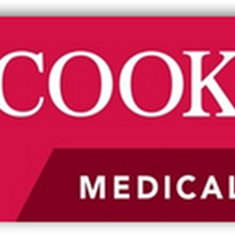 Cook Medical Releases Initial Results From Its STABLE Clinical Trial Stent Endovascular Treatment of Aortic Dissection