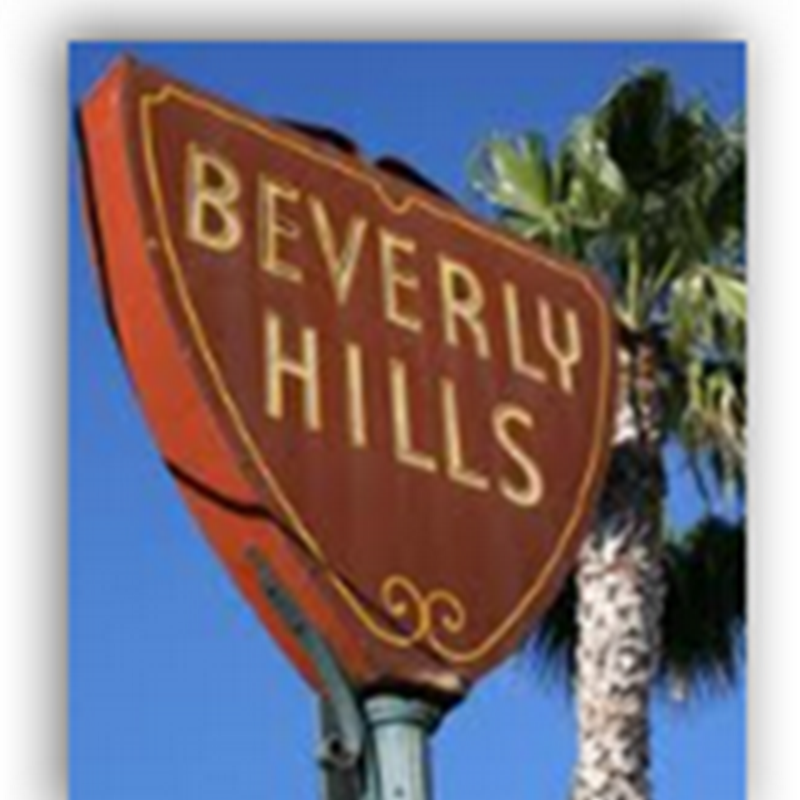 Beverly Hills Doing Their Part to Help Ensure Doctors Don't Become Over Stocked In Their Area-No More New Surgery Centers