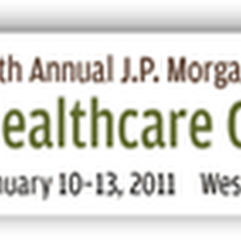 Beckman Coulter Cancels Presentation at Annual JP Morgan Healthcare Conference
