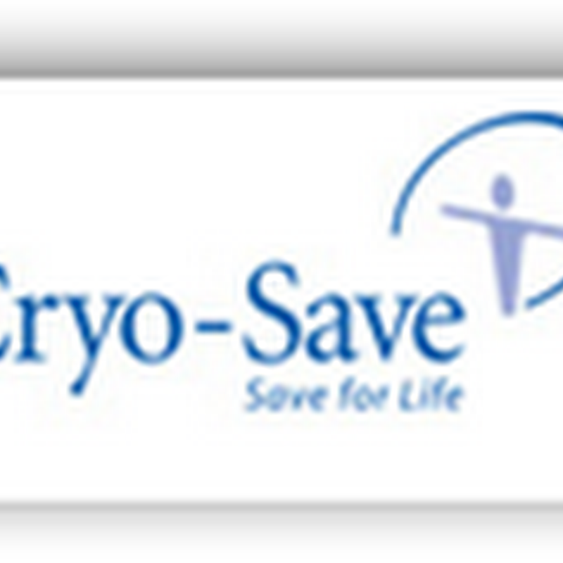 Cryo-Save Group Offering to Store Adult Stem Cells for The Japanese Workers Dealing with Nuclear Plant Damage