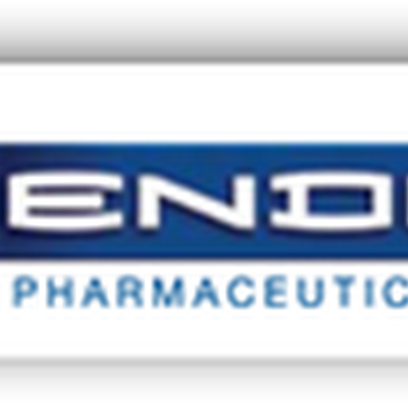Endo Pharma to Acquire American Medical Systems- Cost $2.9 Billion