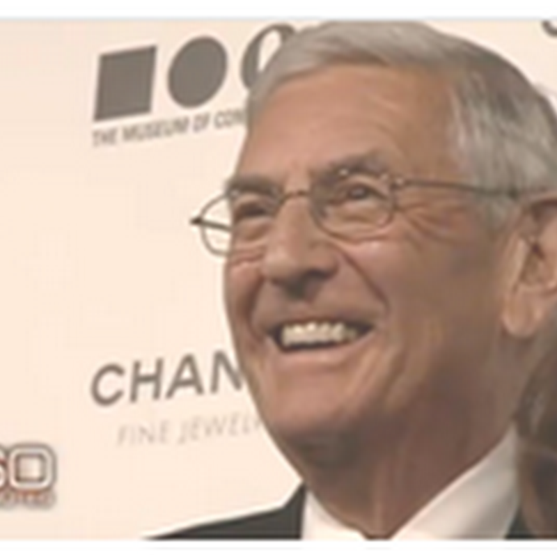 Eli Broad A Major Philanthropists Giving Away Millions For Medical Research and More (Video)