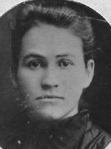 Martha Evans 1872-1923