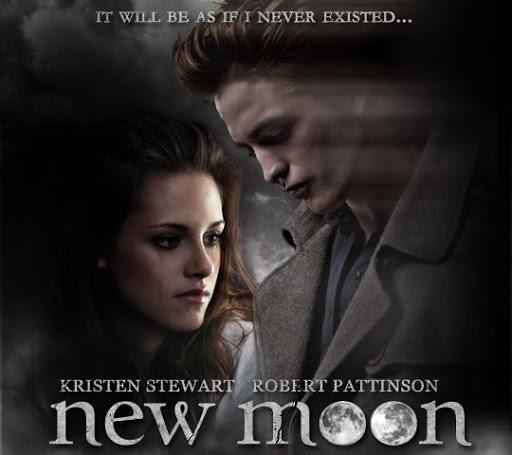Filme Lua Nova (New Moon) Dublado