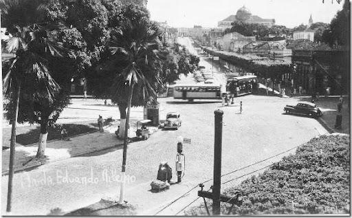 Avenida Eduardo Ribeiro em Manaus (AM)7