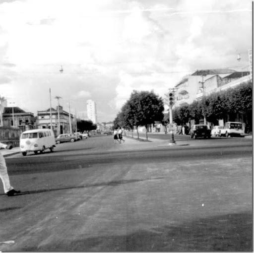 Avenida Getúlio Vargas em Manaus (AM)