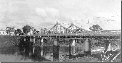 Ponte Metálica Eduardo Ribeiro em Manaus 3