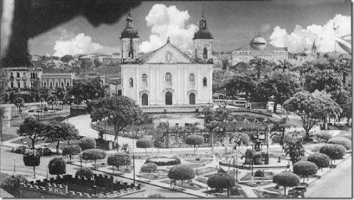 Praça Oswaldo Cruz em Manaus