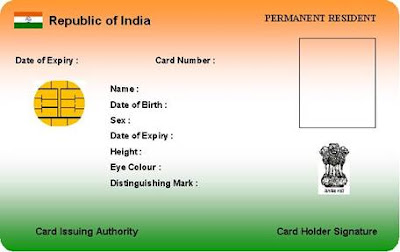 demo card