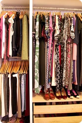 Making It Lovely Closet 2