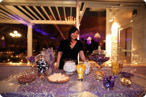 Candy bar duty I kept those containers full for as long as possible not
