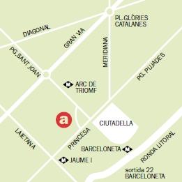 Barcelona Activa - Equipaments: Convent de Sant Agustí