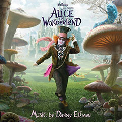 Danny Elfman Alice in Wonderland OST