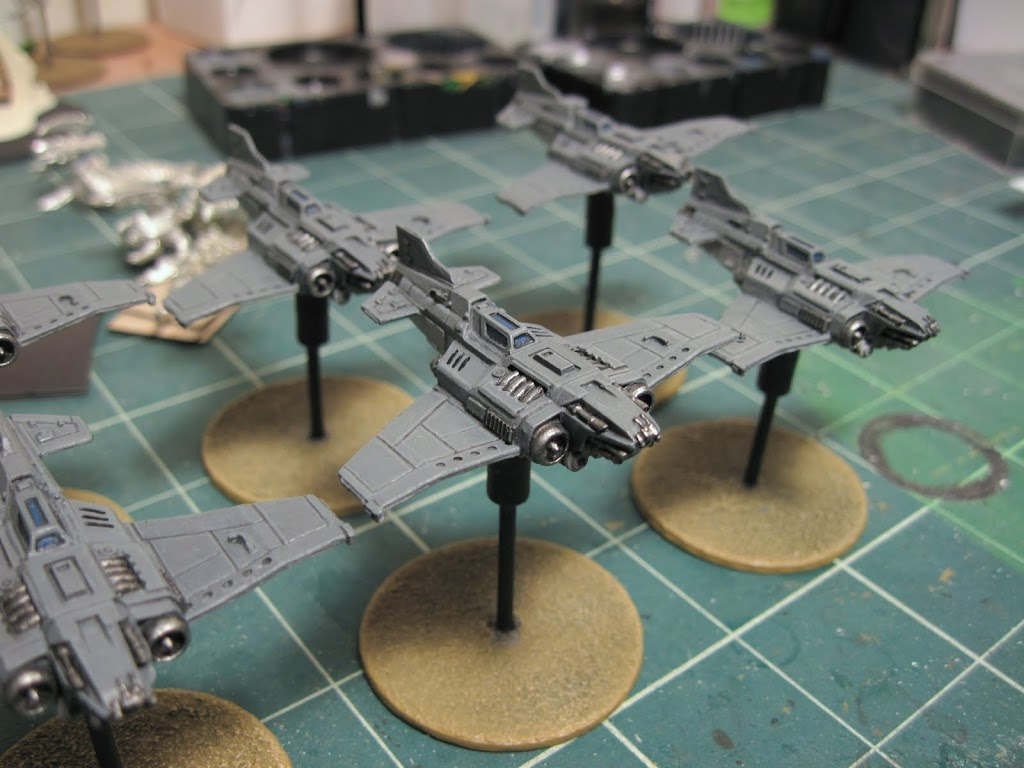 Faction: Aeronautica Imperialis - The Bolter and Chainsword