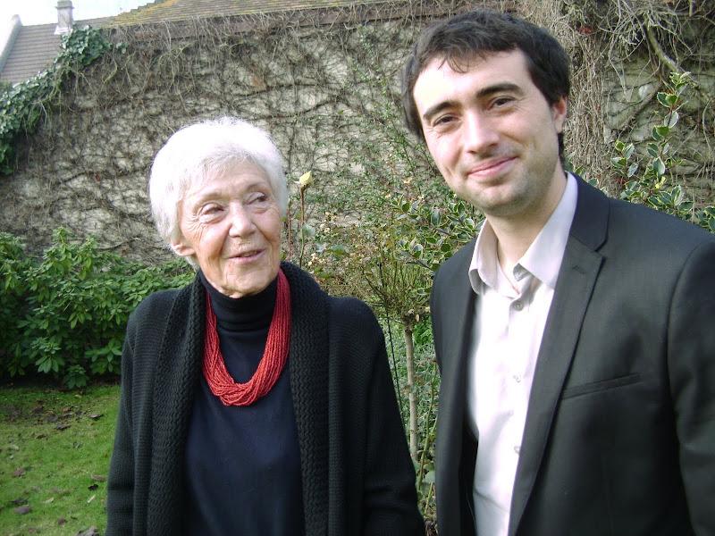 Régine Arouete et Patrice Michard