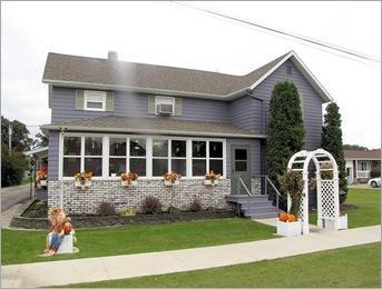 Kims house