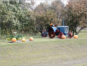 walhalla tractor