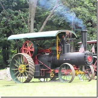 Steam Driven