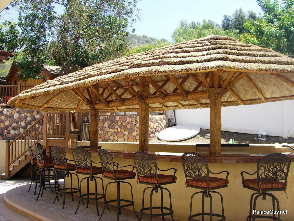 palapa pool bar yards pinterest pool bar backyard and