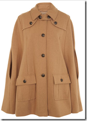 Camel Cape - missselfridge com