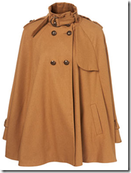 Ultimate Military Cape - topshop com