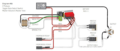 Terrific Emg Solderless Wiring Diagram Wiring Diagram Update Wiring 101 Mentrastrewellnesstrialsorg