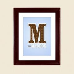 Maddox print