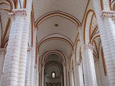 Eglise St. Pierre in Chauvigny