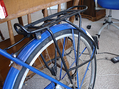 rear Axiom Odyssey rack