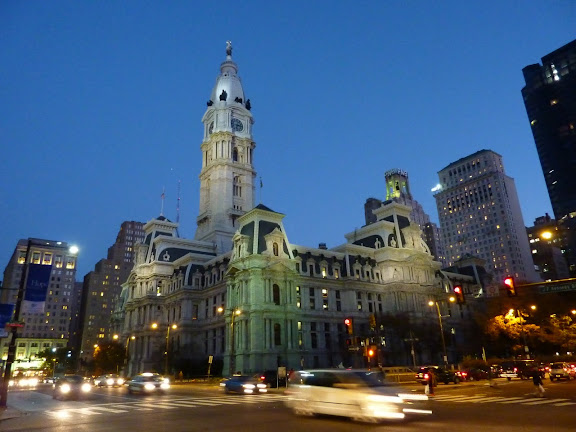 Blog de voyage-en-famille : Voyages en famille, Premiers pas sur Philadelphie