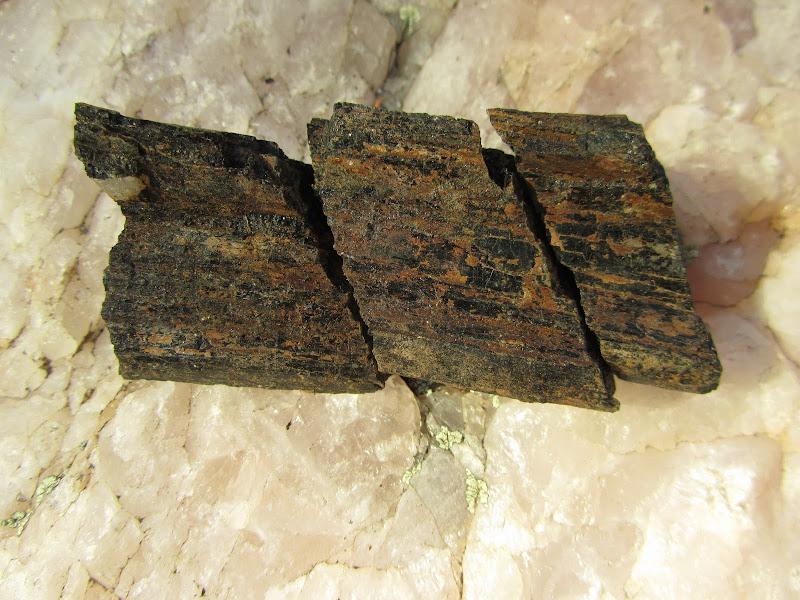 3 piece tourmaline