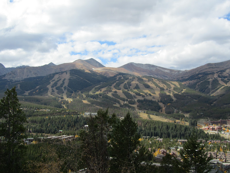 breckenridge waiting for snow