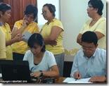 AQD senior staff discuss the theme 'supply of good quality seeds'