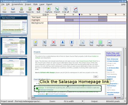 salasaga_linux-0.8.0-alpha1