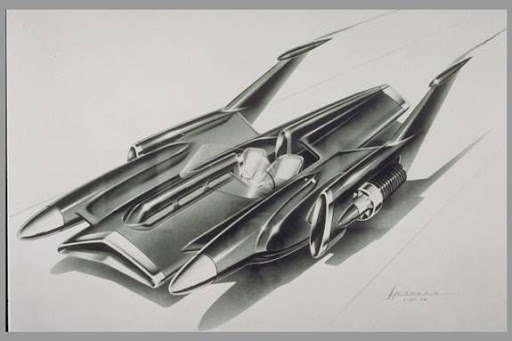 Hover Motor Company Early Ford Concept Vehicles Featured George