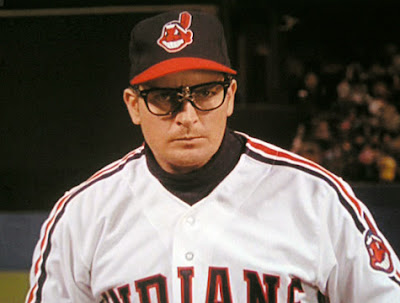 Wild Thing!! I loved these movies, and Charile was such a stud back in the day!