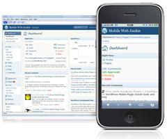 мобильный wordpress